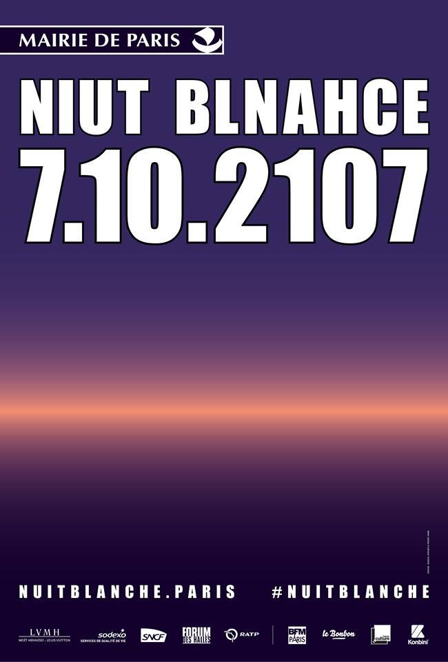 Nuit Blanche 2017