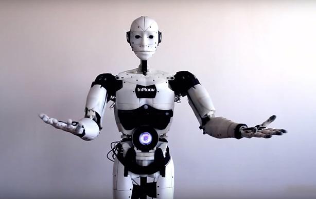 Atelier numérique et robotique InMoov |