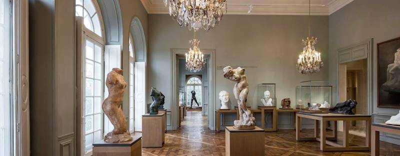 Salle Musée Rodin