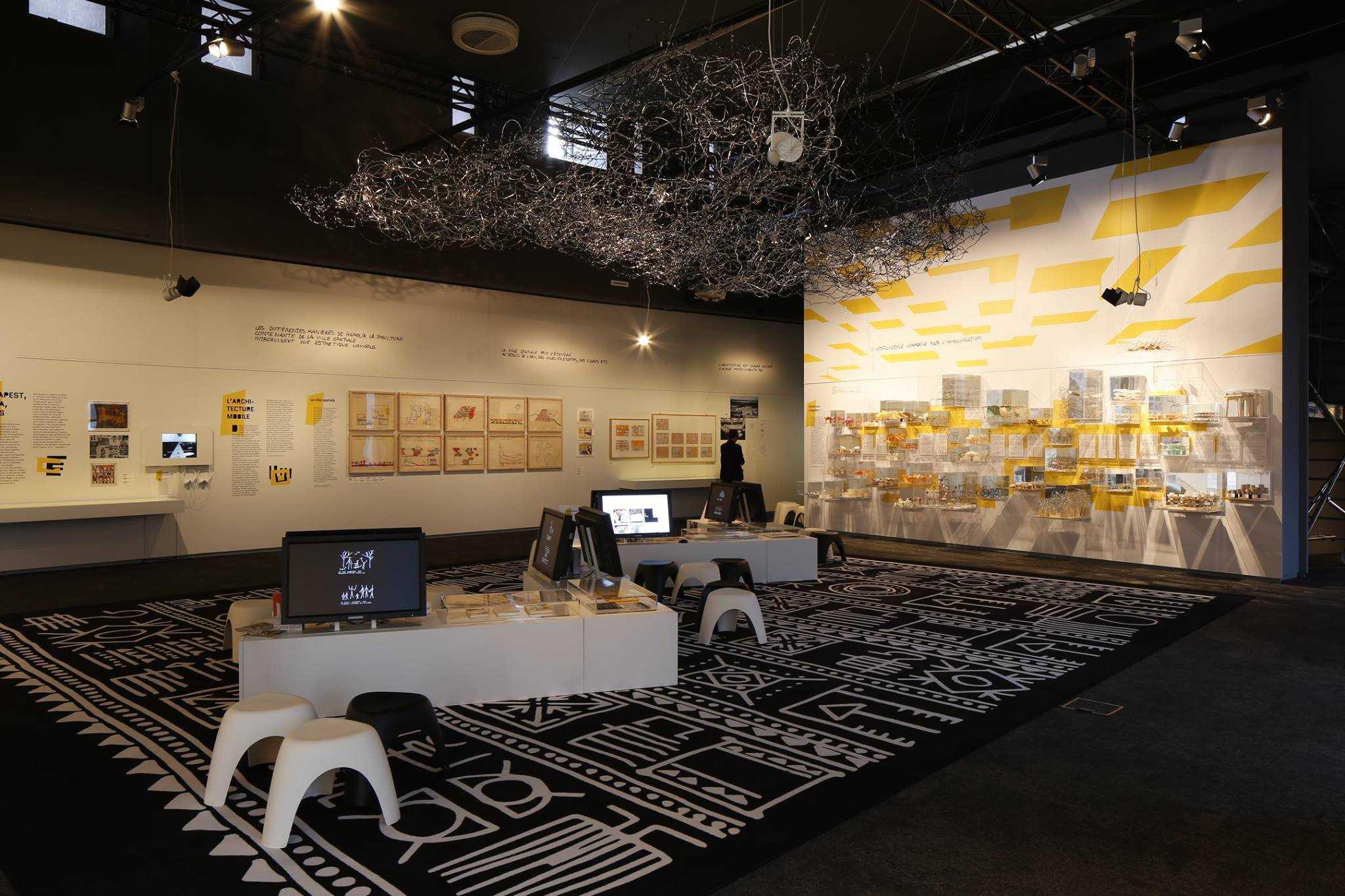 nuit europ enne des mus es la cit de l 39 architecture que faire paris. Black Bedroom Furniture Sets. Home Design Ideas