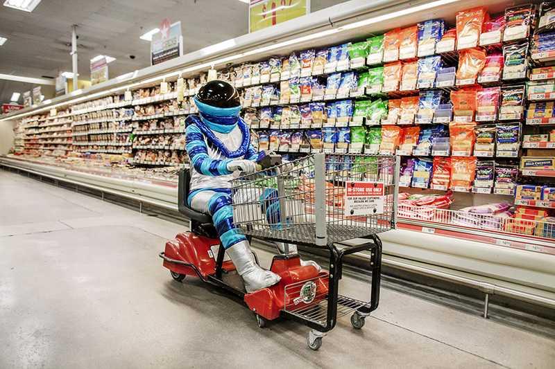 Robot Daft Peunk