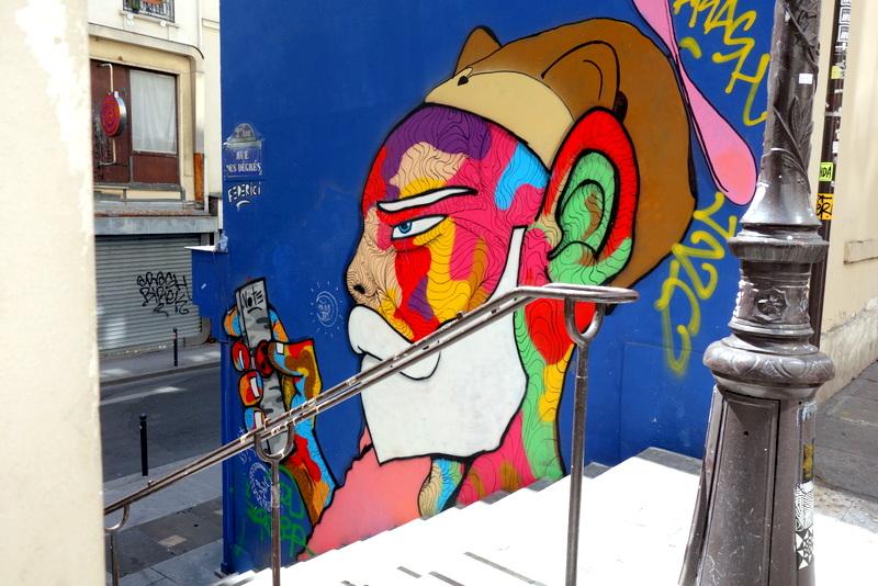 street art/raphael federici