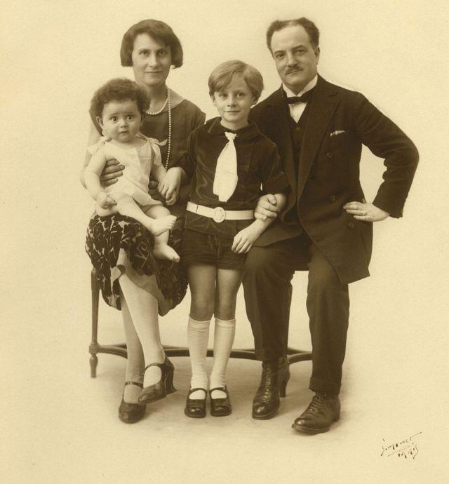 Famille Goscinny