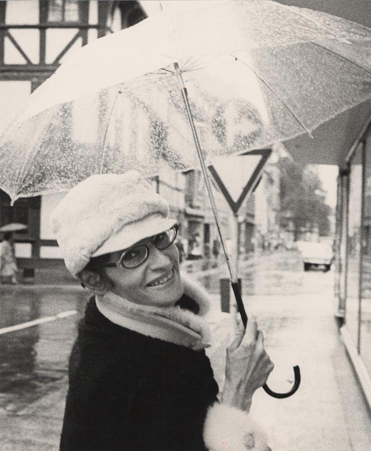 Barbara à Göttingen, 1967