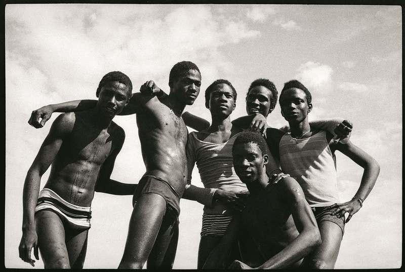 À la plage, 1974