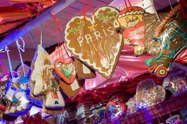 Gateaux de Noël