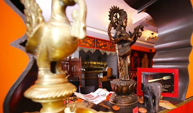 Palais de Krishnaa , Restaurant Indien Paris
