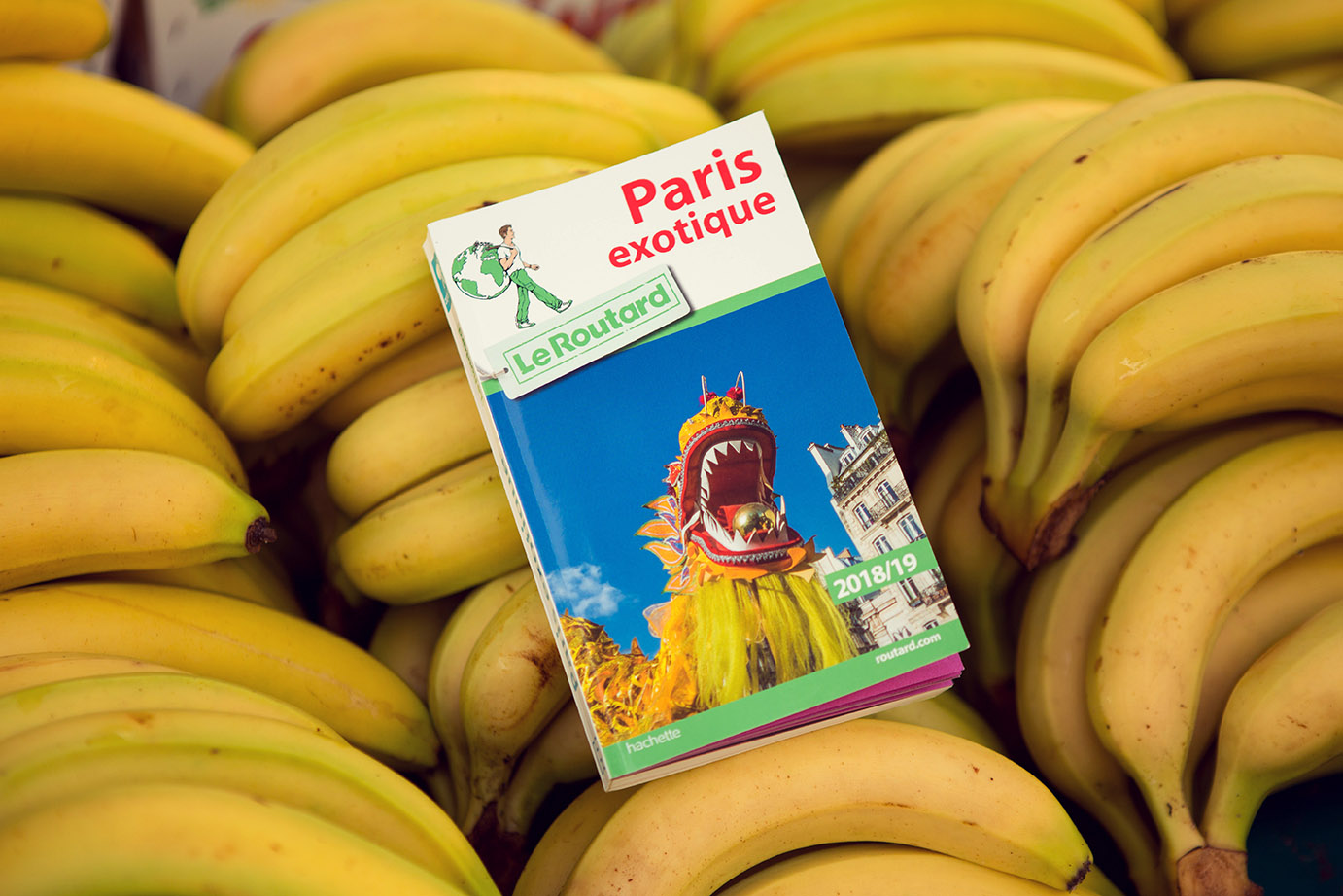 Routard: Paris Exotique