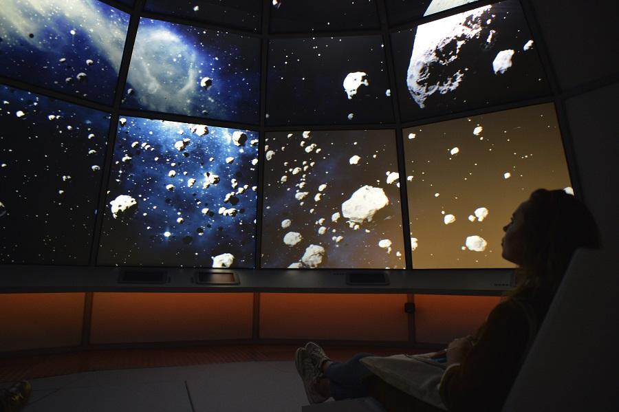 exposition météorites