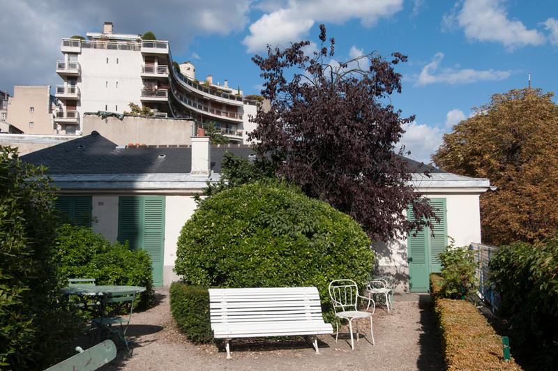 La Maison de Balzac est un musée de la Ville de Paris.