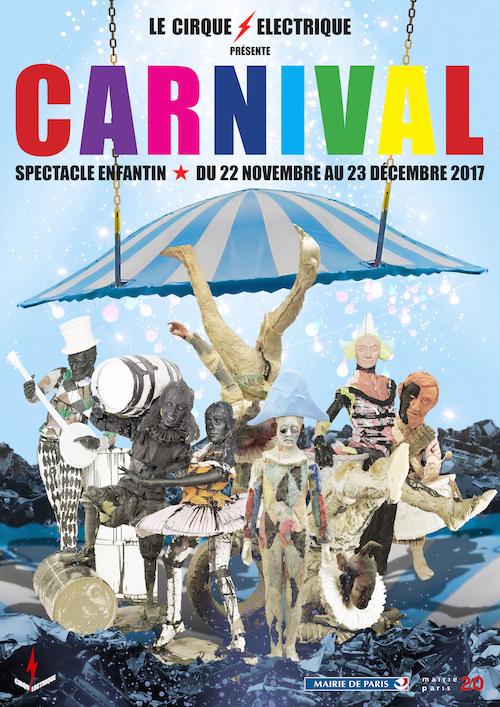 Affiche Carnival