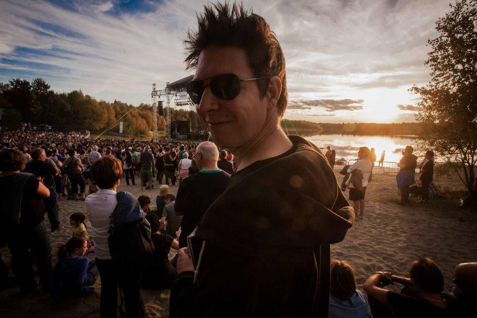 Florent Bony programmateur Festival Aurores Montréal
