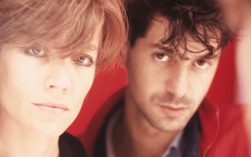 Françoise Hardy et Étienne Daho