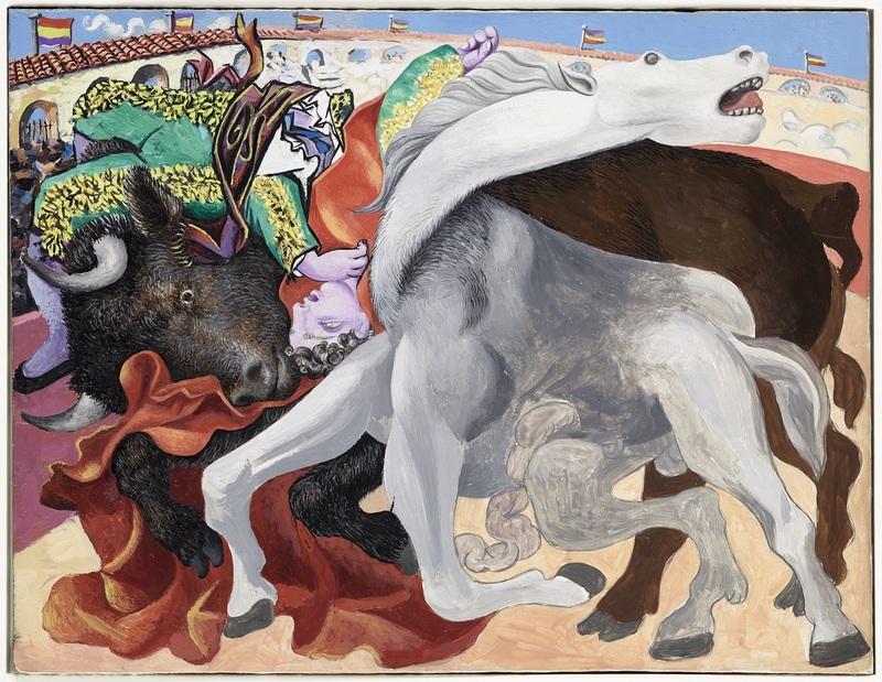 Corrida : la mort du toréro, 19 septembre 1933