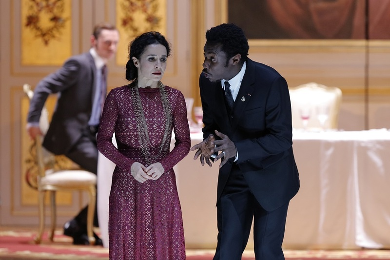 Macbeth à l'Odéon-Théâtre de l'Europe