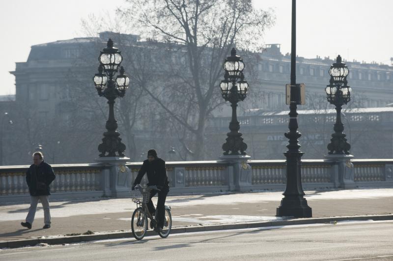 Vélo et froid
