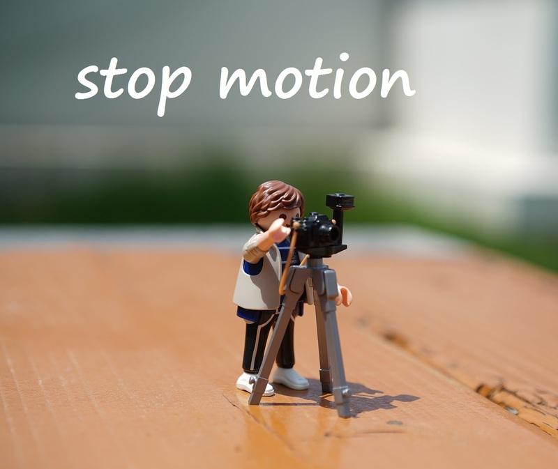atelier stop motion