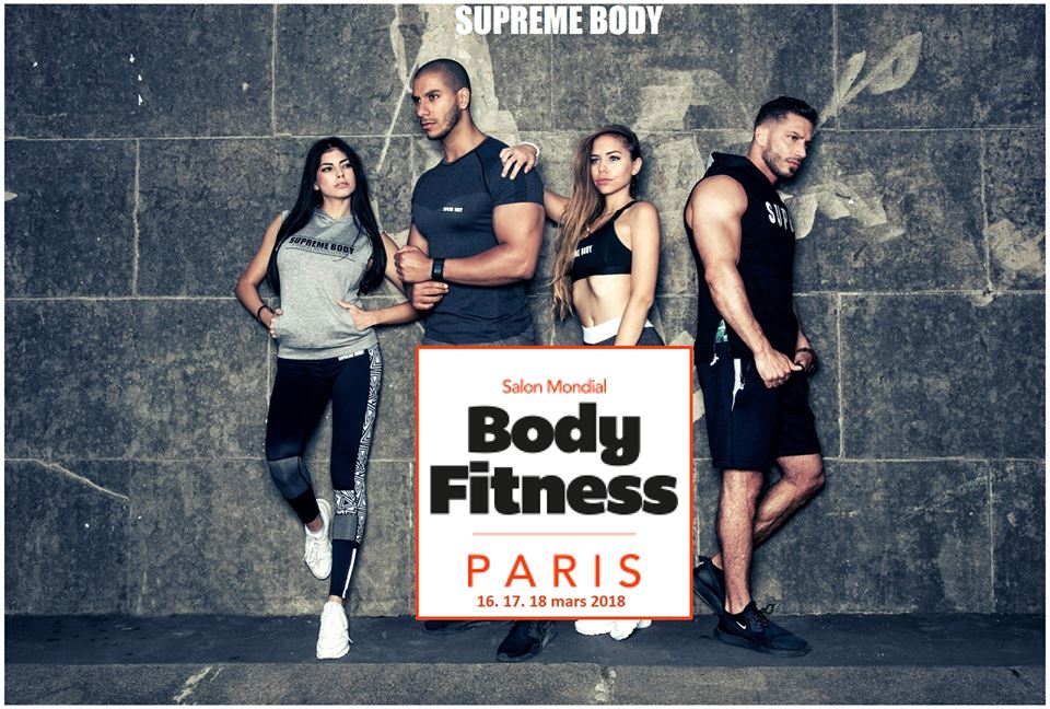 Salon body fitness 2018 que faire paris - Salon body body paris ...