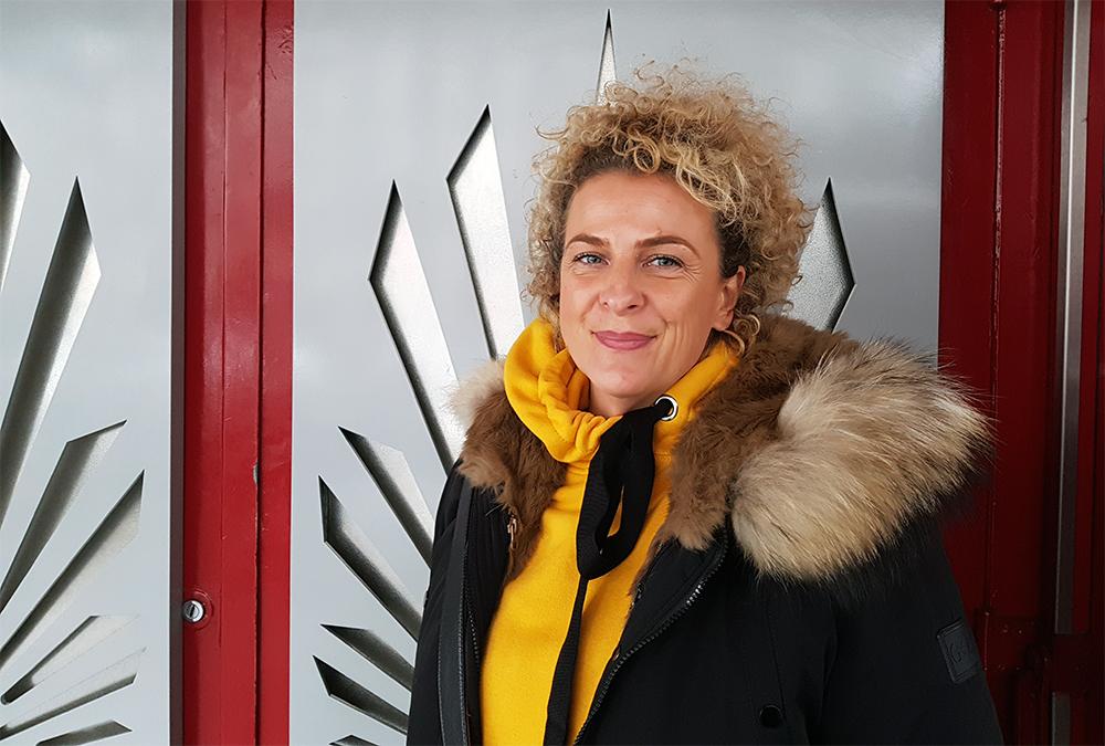 Valérie, 26 ans de souvenirs au vestiaire du Rex Club
