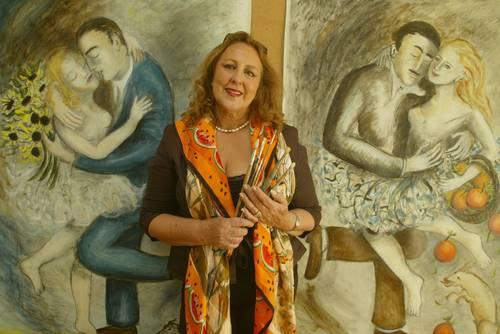 Cristina Rubalcava