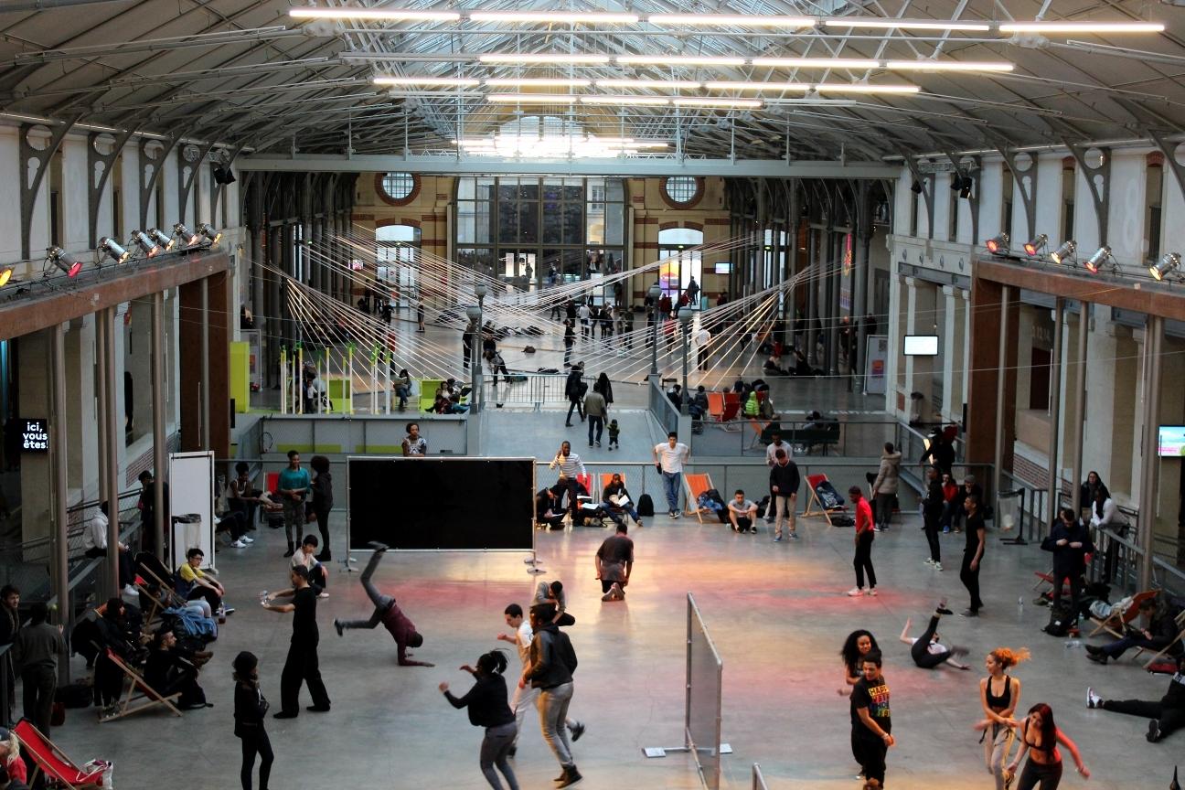 Photo du Centre Culturel Le 104