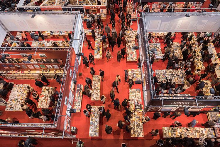 35cdefb82b4 Le salon du Livre de Paris 2018 – Que Faire à Paris