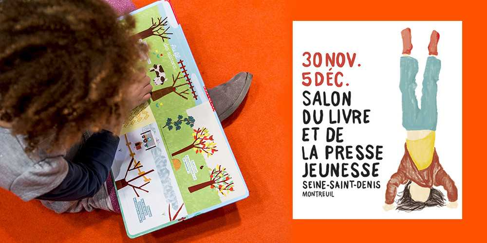 Salon du livre et de la presse jeunesse que faire paris - Salon du livre et de la presse jeunesse ...