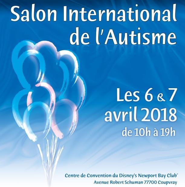 """Résultat de recherche d'images pour """"salon international de l'autisme 2018"""""""