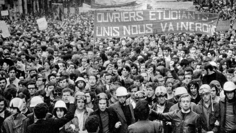 Mai 68 par celles et ceux qui l'ont vécu