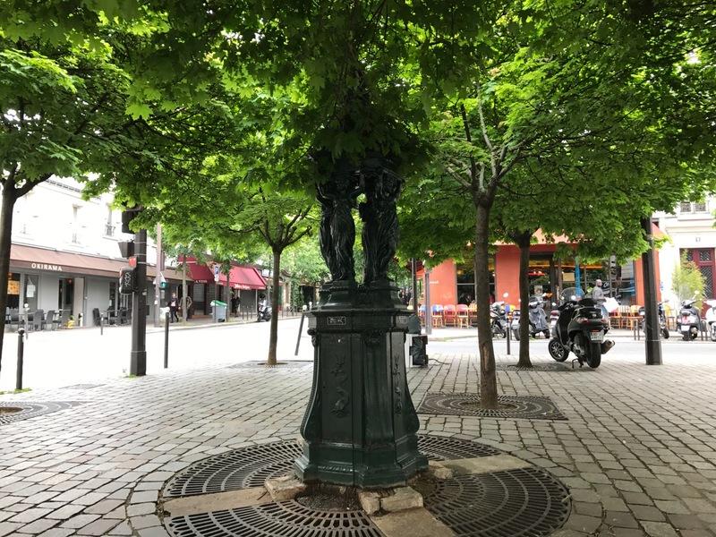 Place du Général Beuret