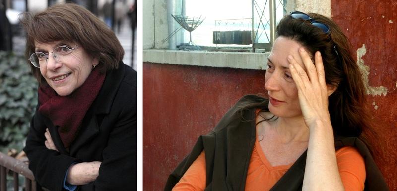 Leslie Kaplan, Florence Pazzottu