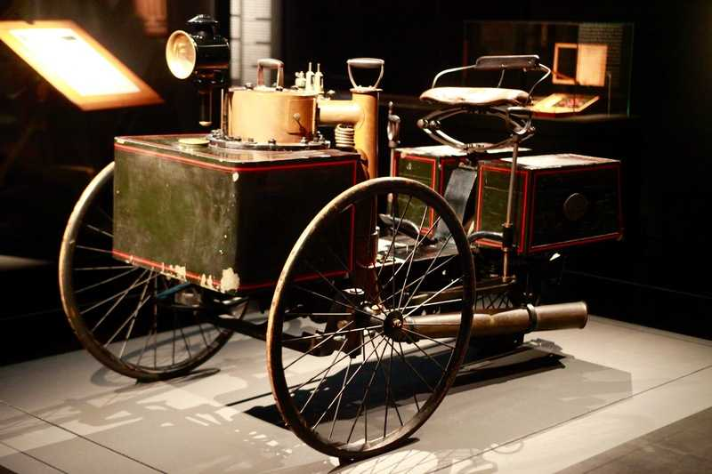 Tricycle De Dion-Bouton