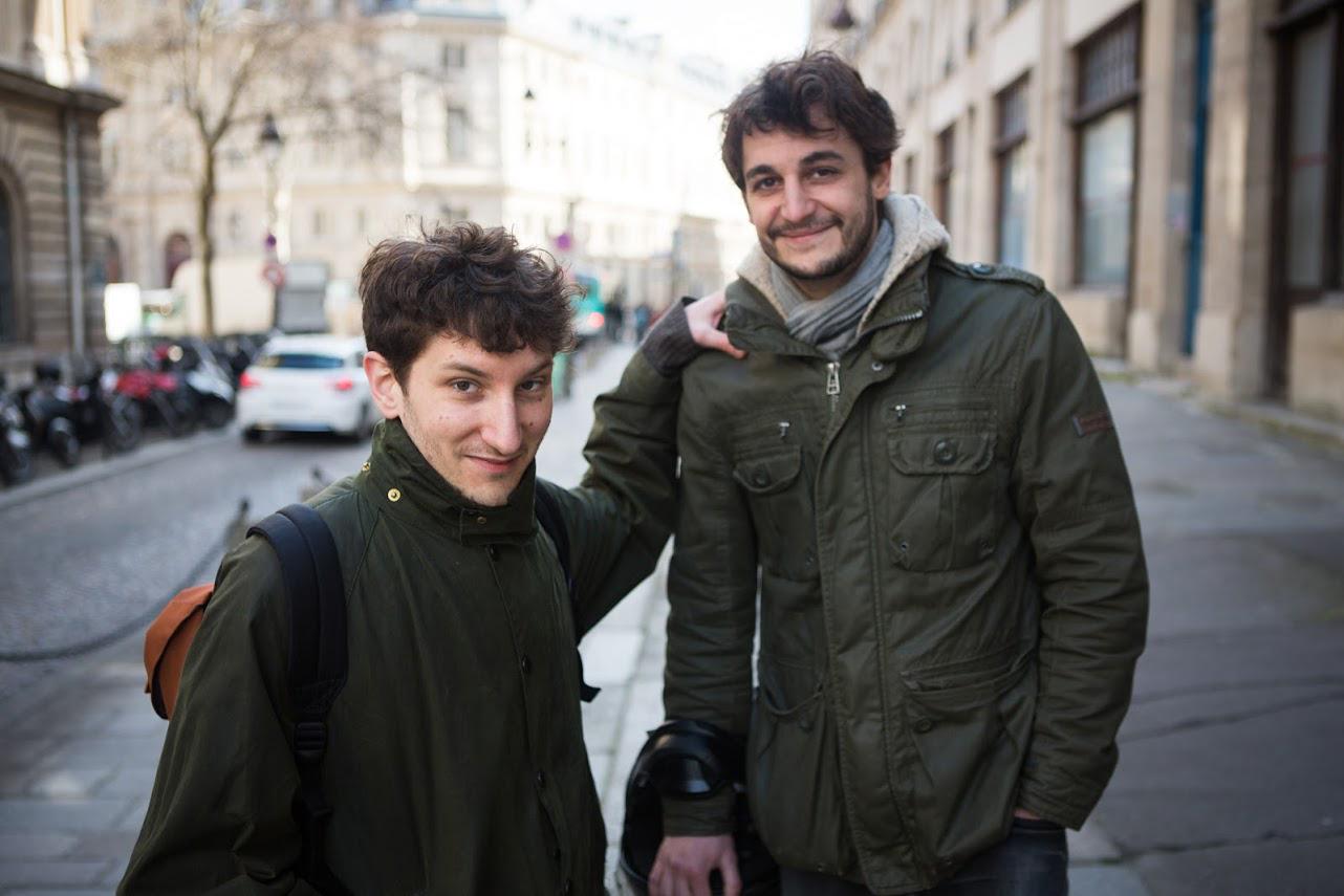 Paul et Grégoire