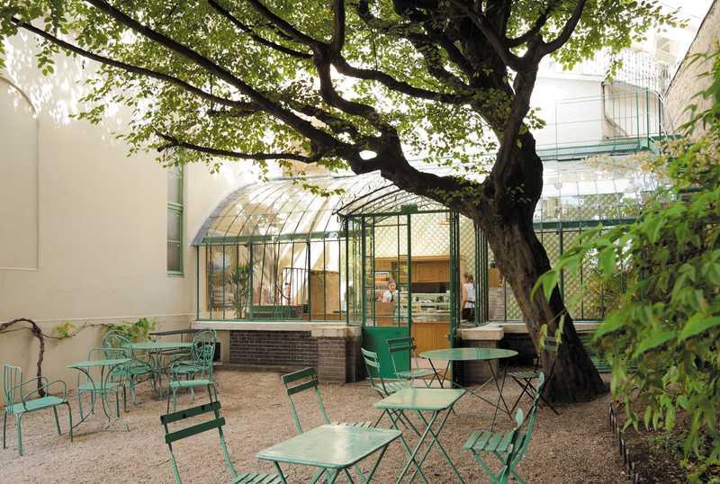 Un thé dans le Jardin 2015
