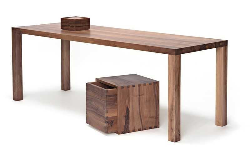 Table « Essences », 2012, Société des Meubles Rouchon