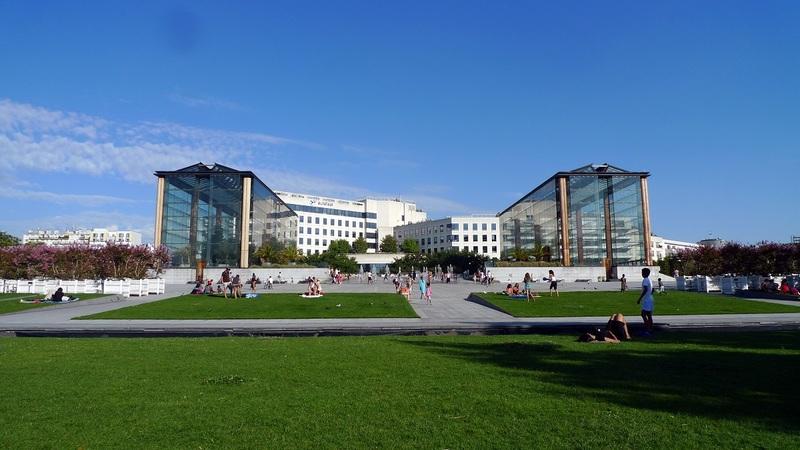 Parc André Citröen
