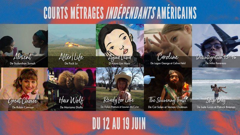 Compétition de courts-métrages américains