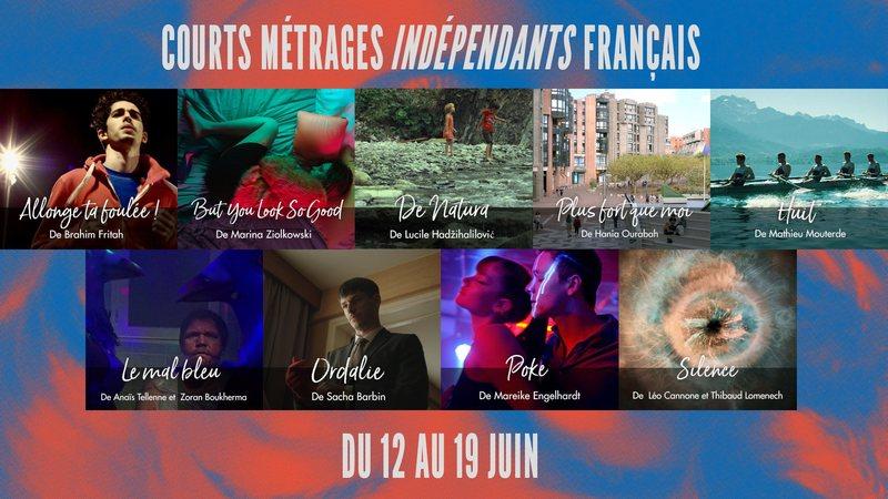 Compétitions de courts métrages français