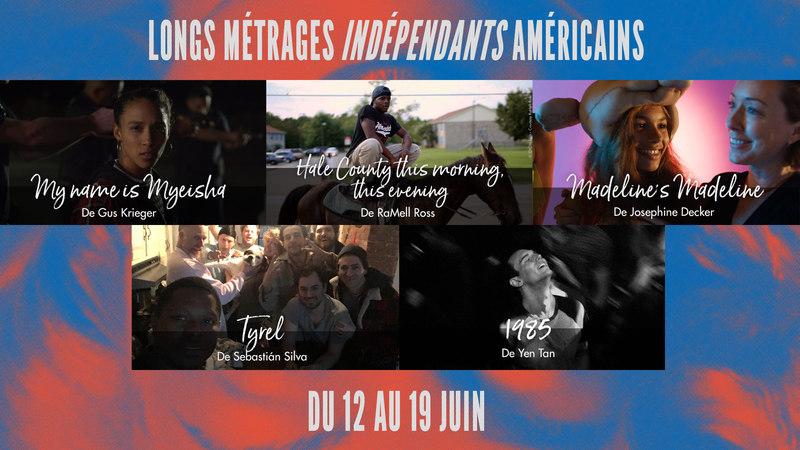 Longs métrages américains