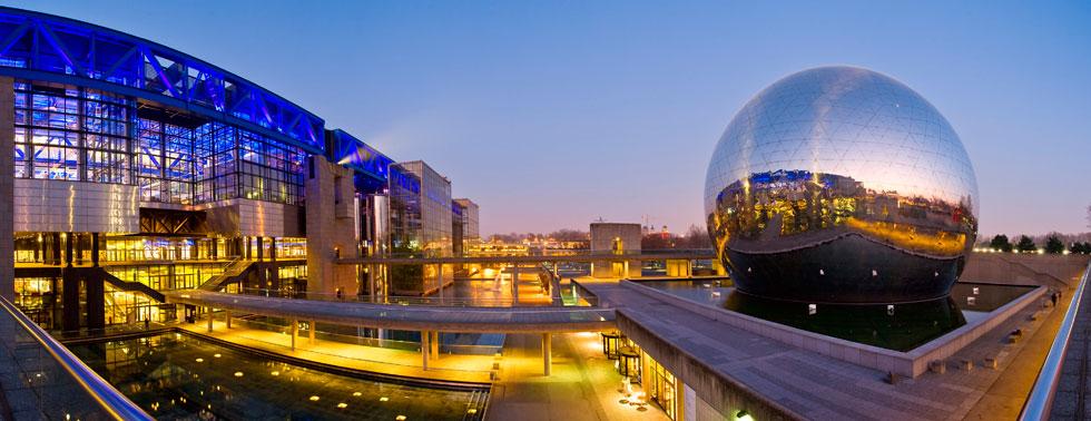 Nuit des Musées à la Cité des Sciences