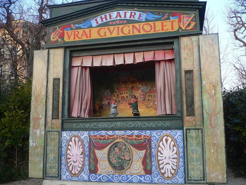 Marionnettes des Champs-Élysées.