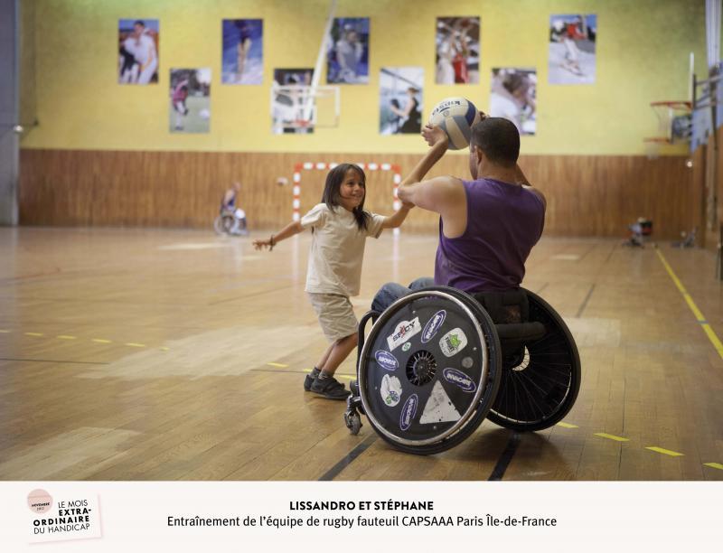 mois extraordinaire du handicap