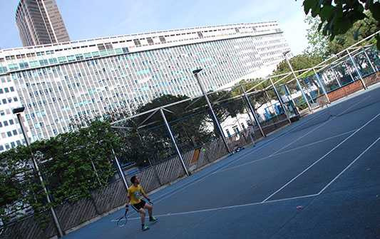 tennis de l'atlantique