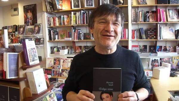 Frédéric, ancien libraire émérite de la Musardine