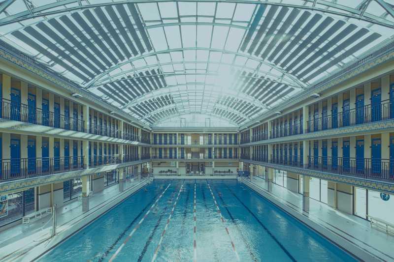 piscine pailleron