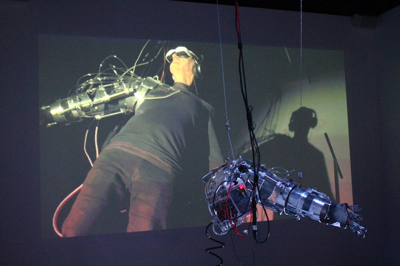 STELARC Re-Wired Re-Mixed : Event for Dismembered Body
