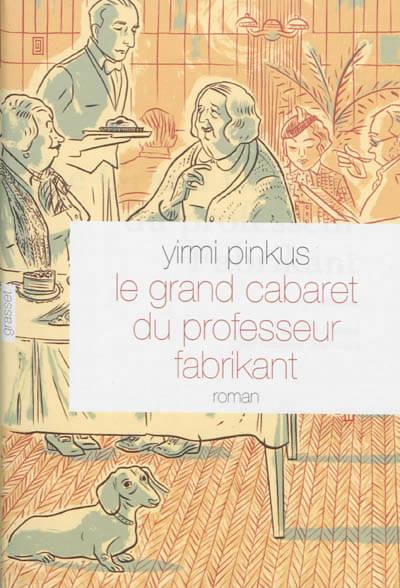 Couverture du livre de Yirmi Pinkus