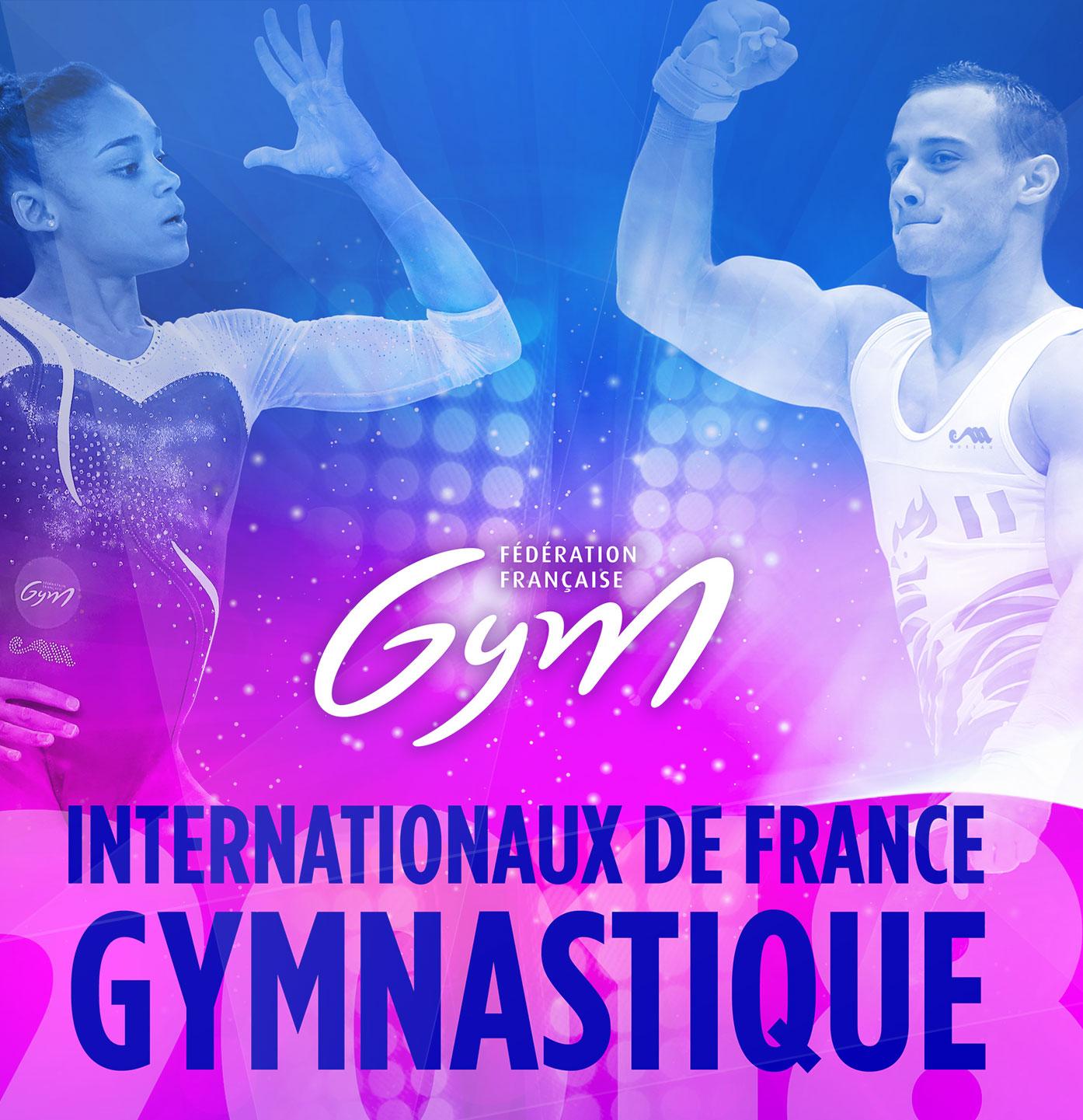 internationaux de gym 2018