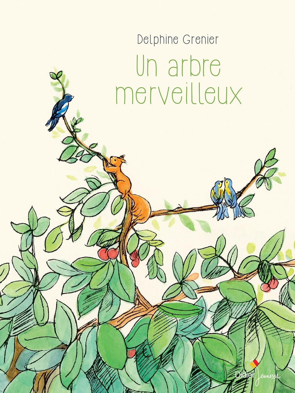 UN ARBRE MERVEILLEUX exposition de Delphine Grenier  