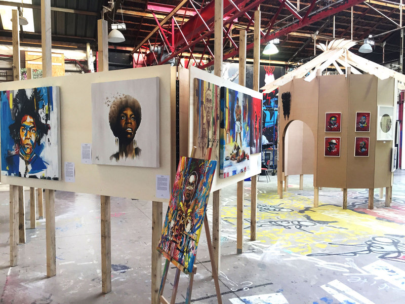 Exposition 'Rétrospective' Manufacture 111